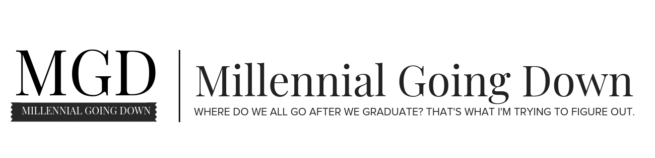 Millennial Going Down